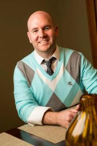 Aaron Wolowiec, president, Event Garde LLC